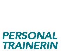 Personal Training in Magdeburg mit Franzi Logo